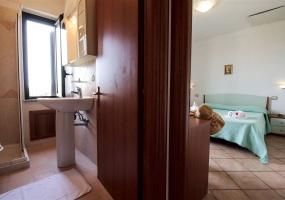 Bilocale del residence Due Mari a Capo Vaticano