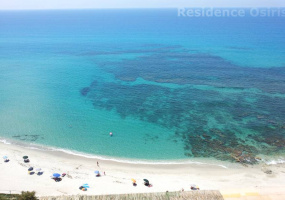 la vicina spiaggia dal residence